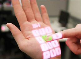 Microsofts-Latest-Innovation-OmniTouch-Turns-Any-Flat-Surface-into-a-Multi-Touch-Screen