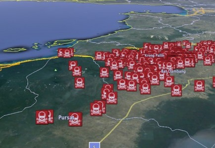 TechieApps-Minefields in Cambodia