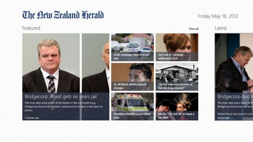 Techieapps-Windows8-App-design-NZ herald