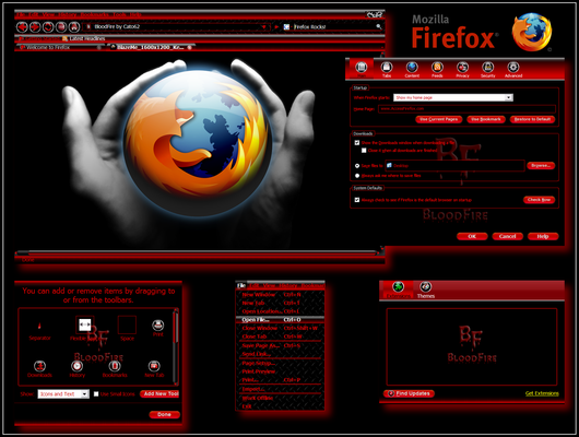 Techieapps_firefox_animated_theme