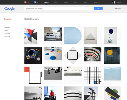 3. Google Product Redesign