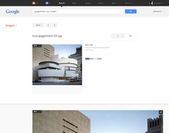 4. Google Product Redesign
