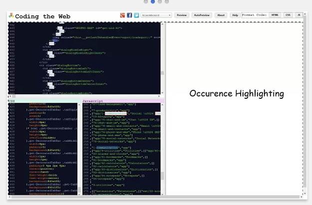 3. Coding the Web