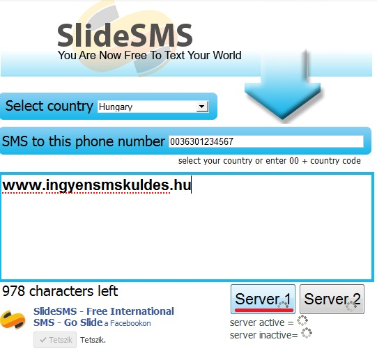 slidesms