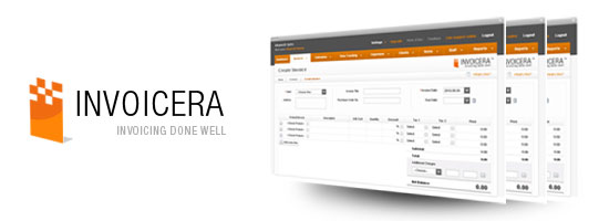 Invoicera - Web based Tasks Manager