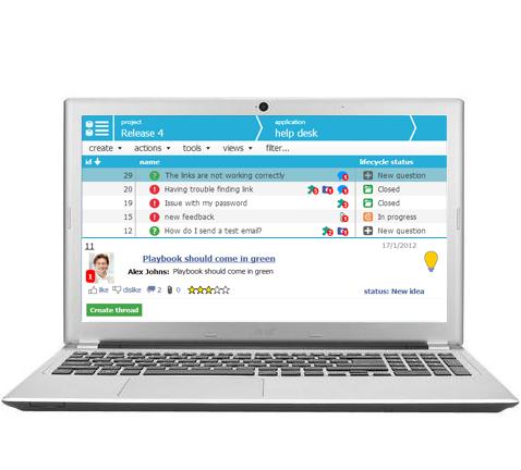 Online Helpdesk Software