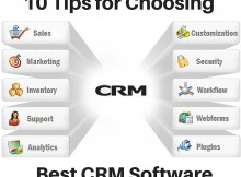 crm software application