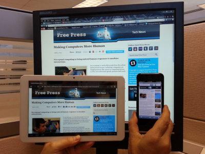 screen size based navigation source- flickr