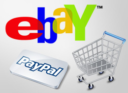 how to add a paypal account to ebay app