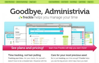 Best Online Time Tracking Software-Freckle