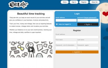 Best Online Time Tracking Software-1DayLater
