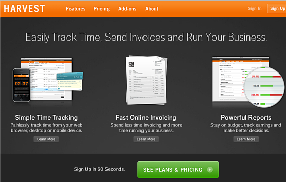 10 best alternatives to freshbooks and zoho invoice techieapps, Invoice examples