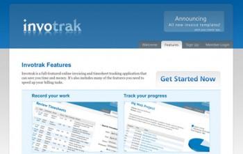 Best Online Time Tracking Software-Invotrak