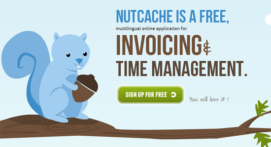 NutcacheApp-Zoho and Freshbooks Alternative