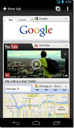 Techieapps-Google-Chrome-Android-App