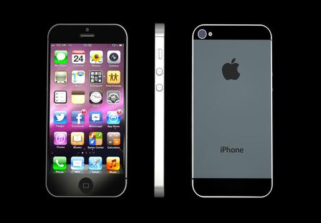 Techieapps-iphone5 Sales