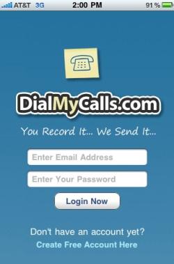 techieapps-dialmycalls-iPhone-app