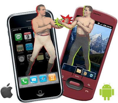 TechieApps-iphone-vs-android