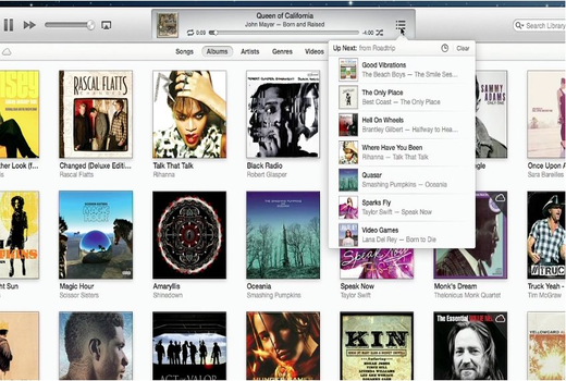 Techieapps-iTunes11-up-next