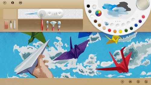 Techieapps-Windows8-App-design-Fresh Paint