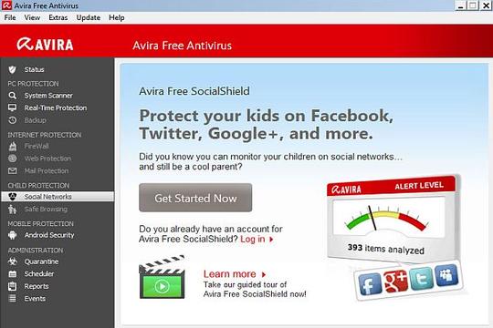 Techieapps-avira-free-antivirus