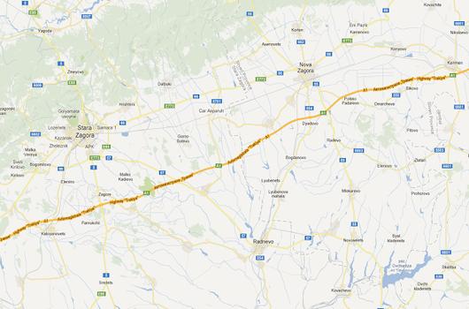 techieapps_bulgaria_trakiya_highway