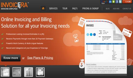 Techieapps-Invoicera