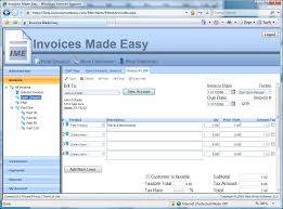 invoies made easy