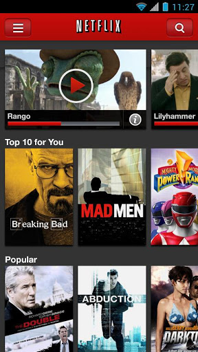 TechieApps-Netflix-android-app