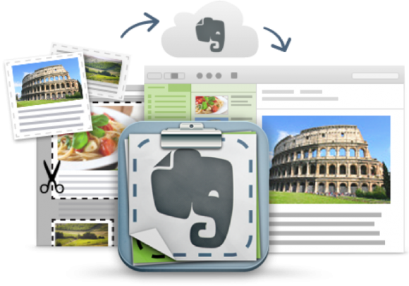 Techieapps-chrome extensions for developers-Evernote-WebClipper