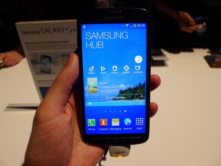 Techieapps-Samsung Galaxy S4 Active-1