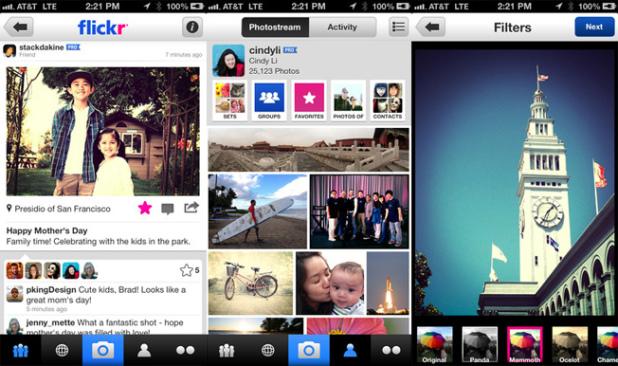 Techieapps-flickr-app