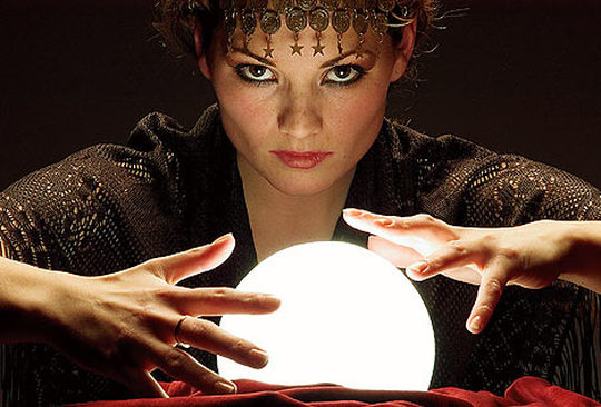 Google's crystal ball