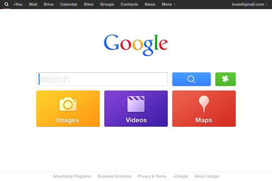 1. Google-home-page-redesign