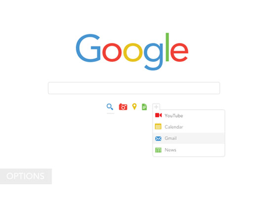 2. Google Rebrand-Concept Project