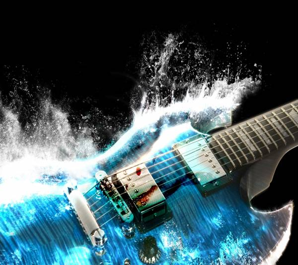 41. Guitar-Samsung-Galaxy-S4-Wallpaper