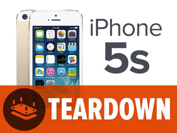 1. iPhone-5s-Teardown