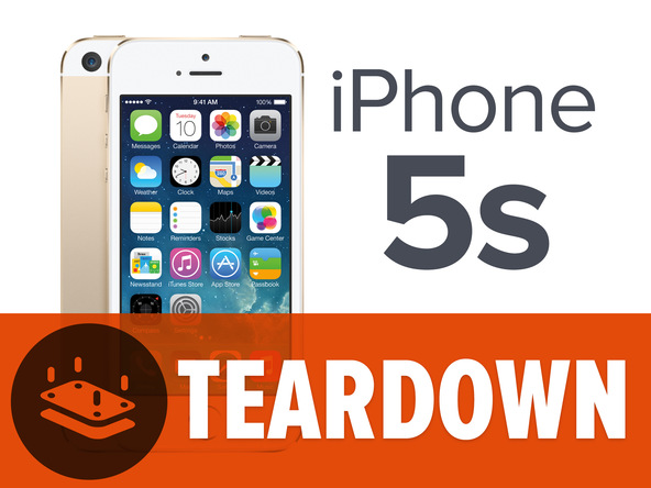 1. iPhone-5s-Teardown