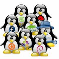 Tux-Linux-Distros