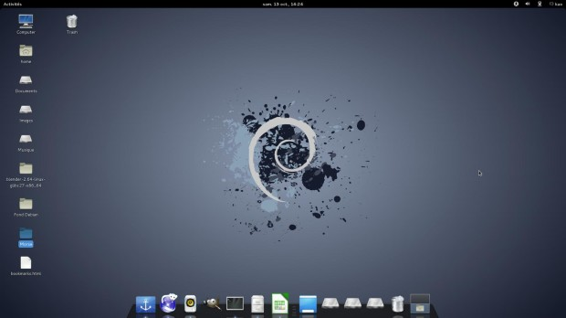 Linux Debian