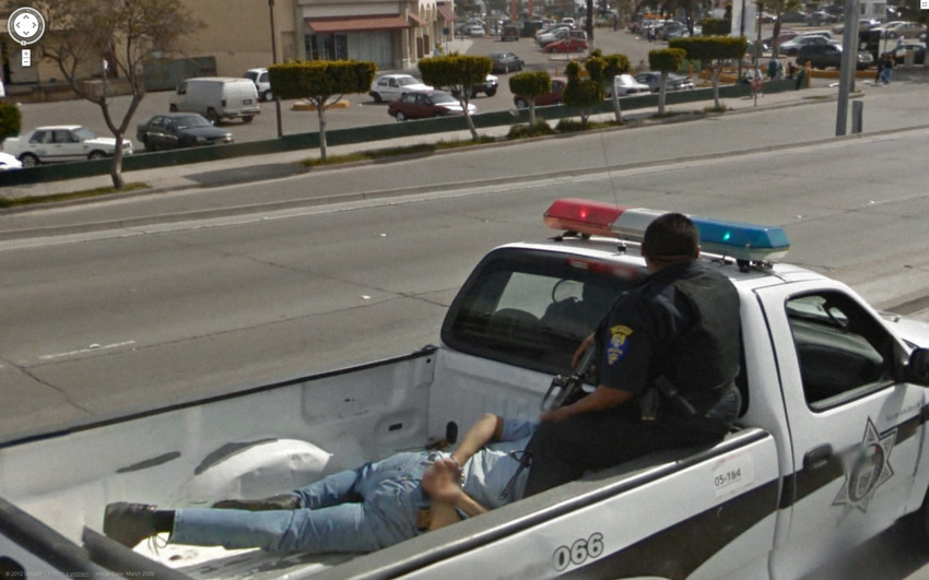 19. A Violent Arrest