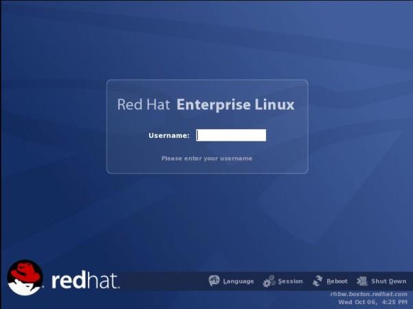 4. Red Hat Enterprise Linux