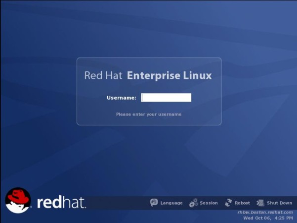 4. Red Hat Enterprise Linux