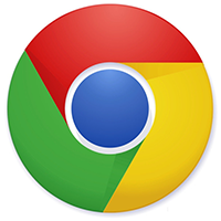 chrome on XP
