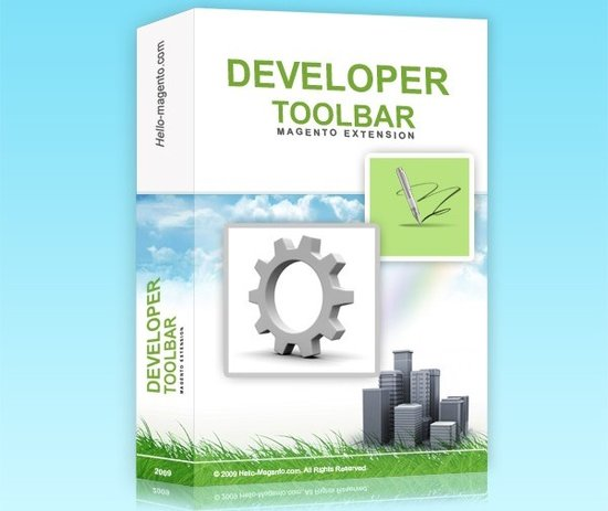 Techieapps - Top Magento Apps for Your Online Store - Developer toolbar