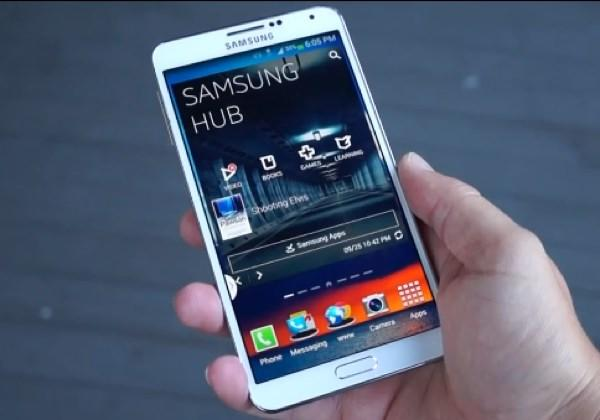 Samsung Galaxy Note 3 Gear and SmartPhone