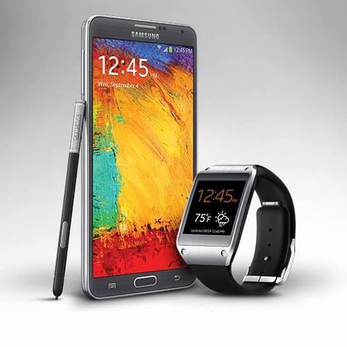 Samsung Galaxy Note 3 Gear