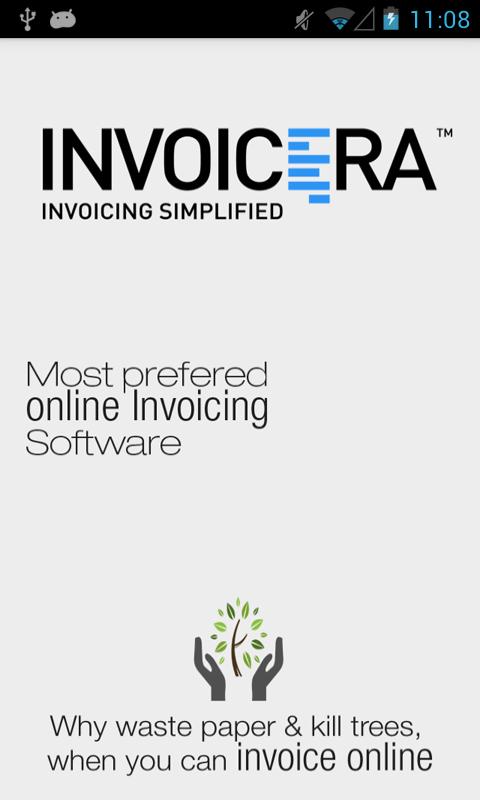 Invoicera App