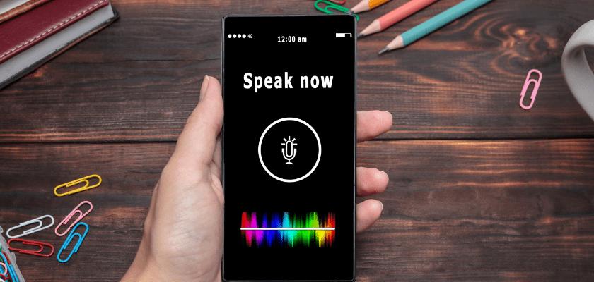 speech recognition software