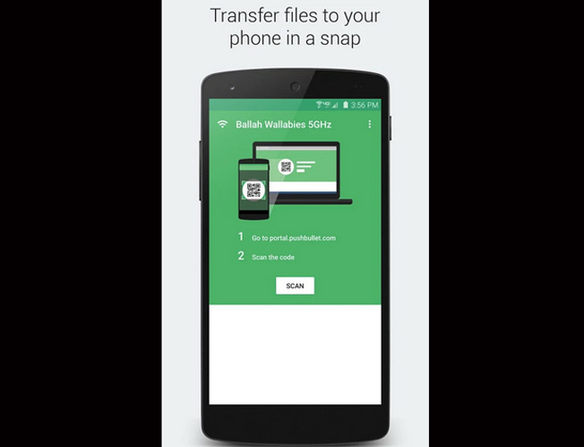 Portal Wifi-transfer